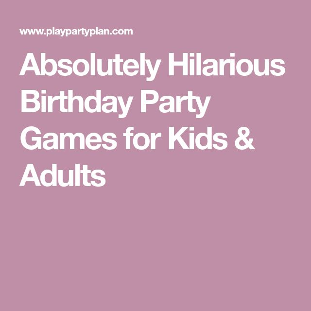 25+ Unique Birthday Games For Adults Ideas On Pinterest