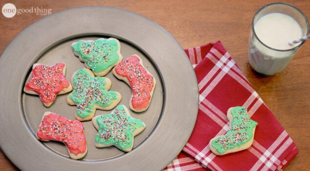 By Request...My Mom's AMAZING Sour Cream Cookies - One Good Thing by Jillee