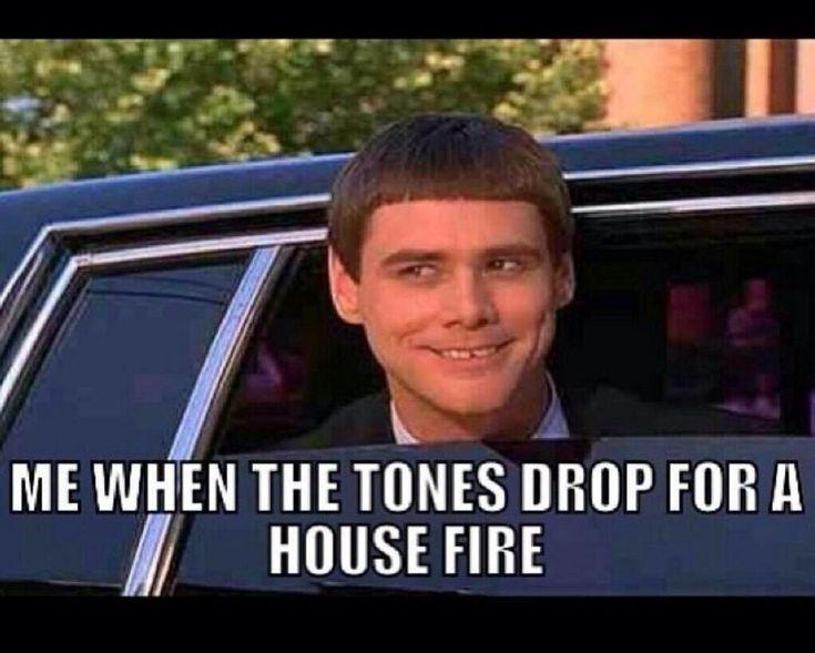 Funny Cop Vs Firefighter Memes