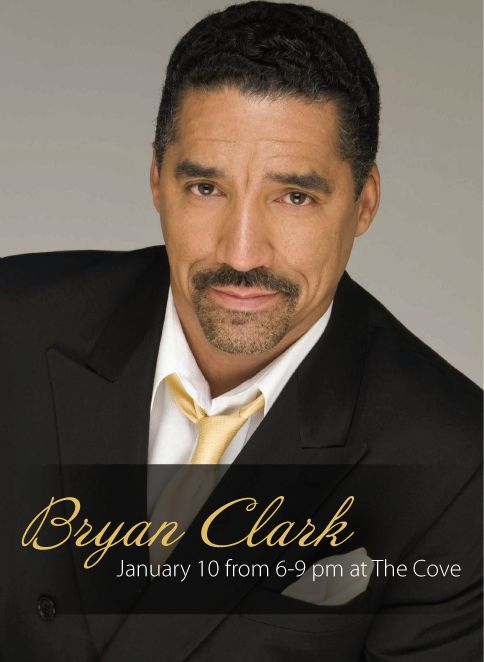 "Friday Night Entertainment at The Cove Bar & Grille is back! Tomorrow's performance features Bryan Clark who will perform ""Sinatra to Motown"" from 6-9 pm."