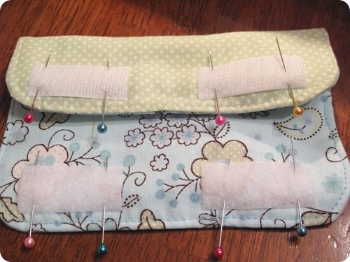 Infant car seat strap covers - make your own!