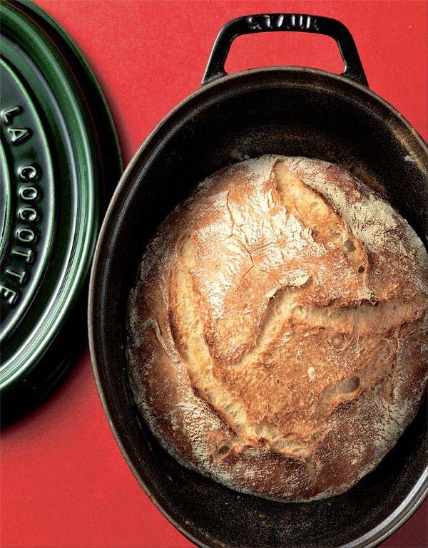 Cocotte-Brot  annabelle.ch  Brot backen, Brot backen rezept
