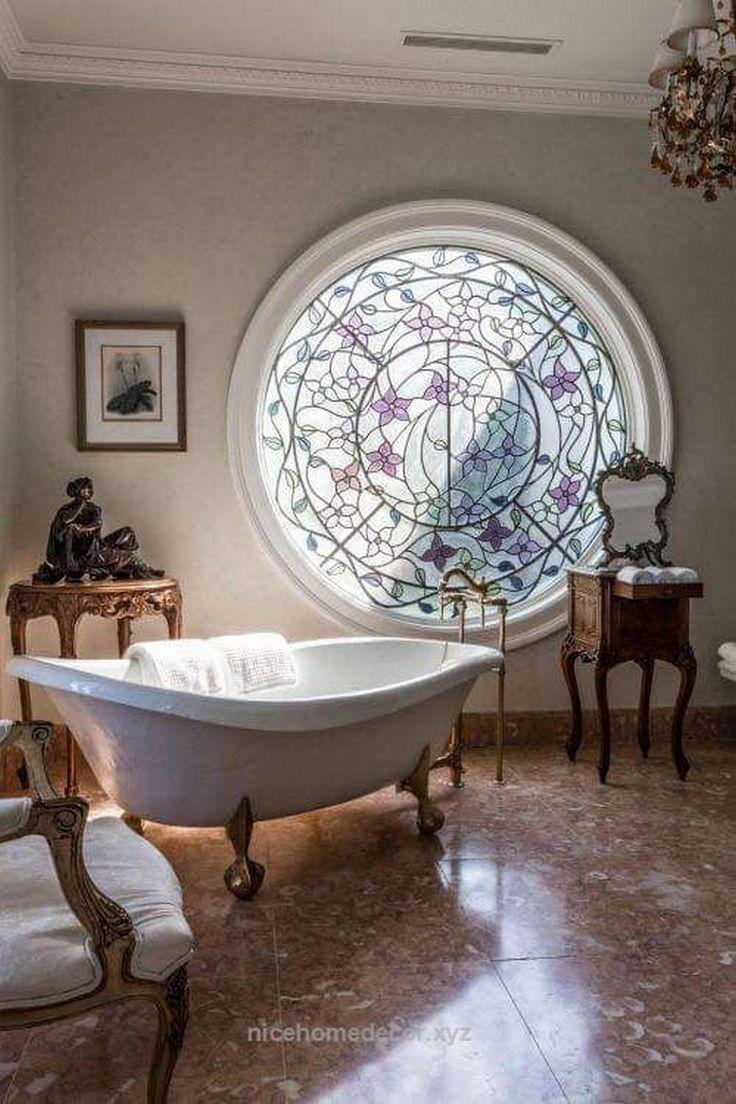 Badezimmer Fenster Abdeckung Ideen Die Sie Auf Selbst Leicht Handhaben Konnen French Interior Design Natural Home Decor Decor Interior Design