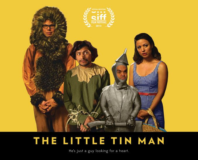 """Trailer For """"The Little Tin Man"""" Starring Pitch Perfect Writer Kay Cannon - directed by Matthew Perkins (AB '06)"""