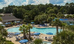 Groupon - Stay at Plantation Resort in Surfside Beach, SC. Dates into June. in Surfside Beach, SC. Groupon deal price: $55