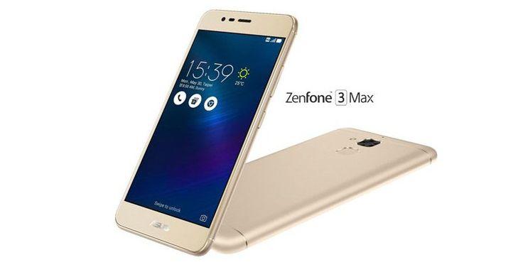 Smartphone hebat Asus Zenfone 3 Max resmi beredar di Indonesia