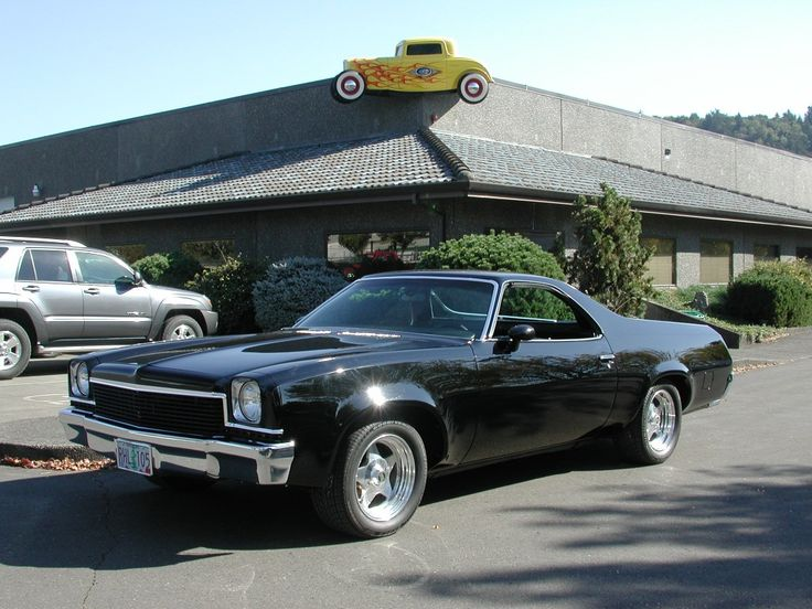 1000 Images About 73 77 Chevrolet El Caminos On
