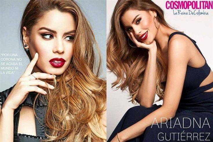 Ariadna Gutierrez Dazzling on The Cover of Cosmopolitan