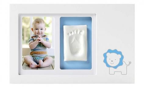 Lion Babyprints Wall Frame by Pearhead