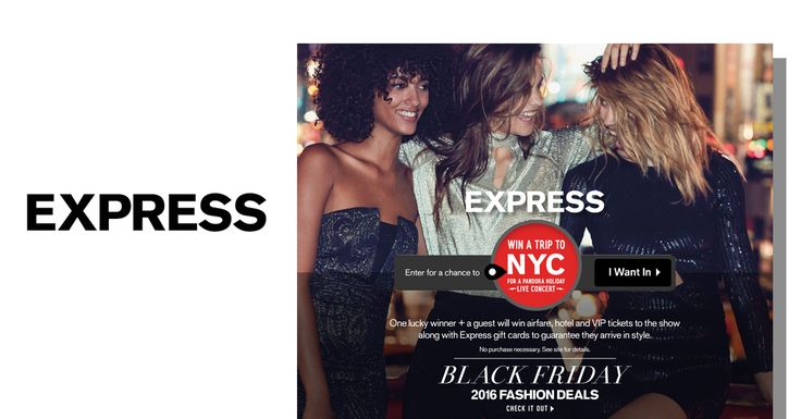 Express Black Friday 2016 Ad Posted!