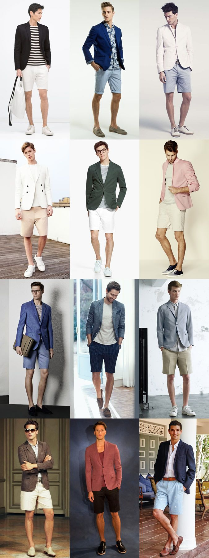 How to Show Smart Casual Looks in Summer?#mens t shirts#Mens fashion shorts