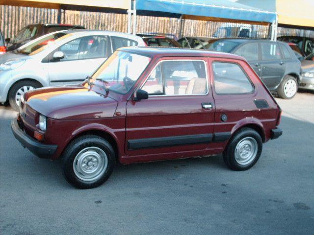 Fiat 126 650 Personal 4