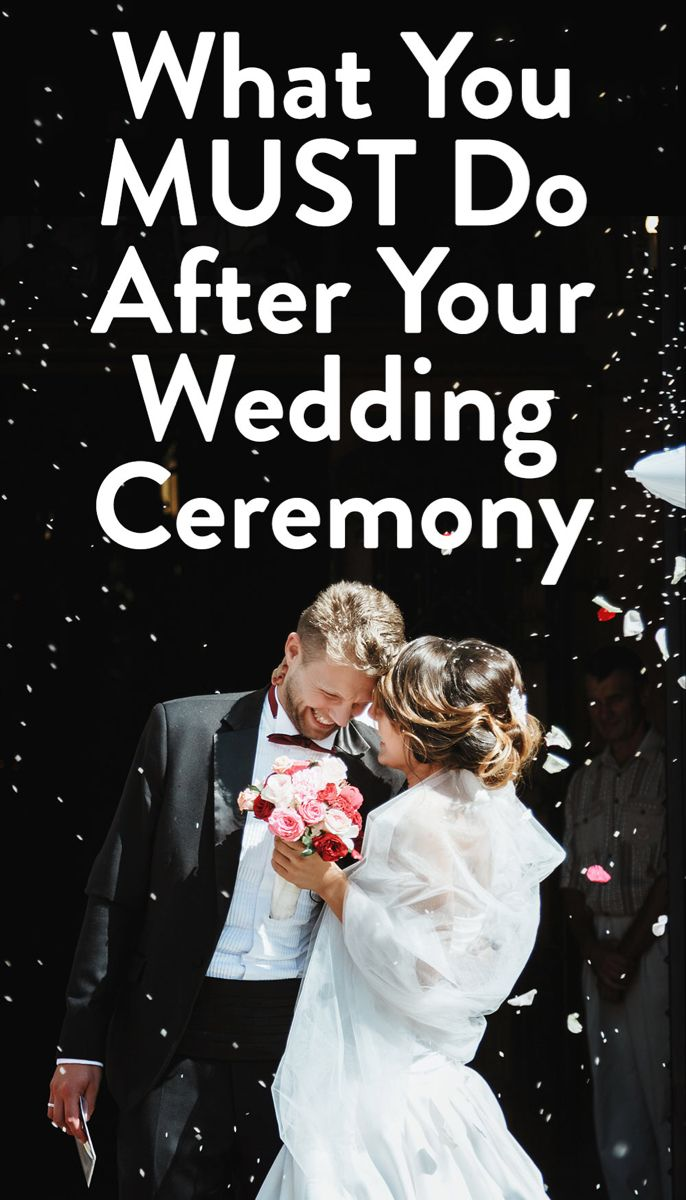 9 Things Brides Always Forget To Do After Their Wedding Ceremony In 2020 Wedding Ceremony Wedding Planning Wedding Shower Gifts