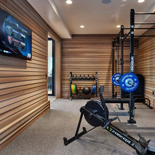 Home Gym Designs For Walls: Best 25+ Small Home Gyms Ideas On Pinterest