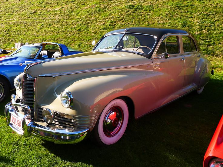 Packard Super Clipper 1947