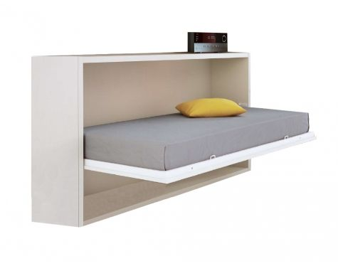 1000 ideas sobre cama plegable en pinterest murphy beds - Construir cama abatible ...