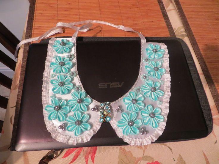 Handmade Necklace-collar $65