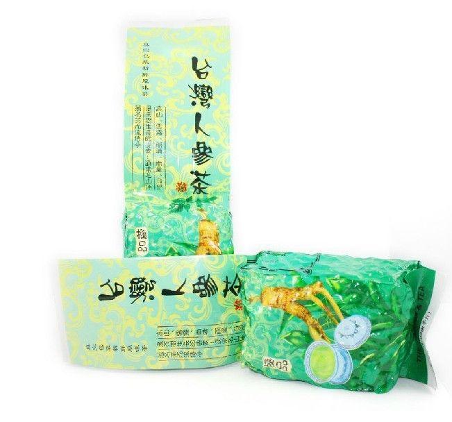 500 г Премиум Органическая Тайвань Женьшень Улун * Улун Renshen Чай (Лан Гун Рен), вакуумный пакет 2*250 г чай