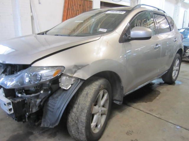Parting out 2009 Nissan Murano – Stock # 140151 « Tom's Foreign Auto Parts – Quality Used Auto Parts