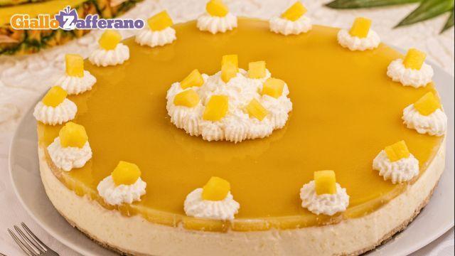 Ricetta Cheesecake leggera - Le Ricette di GialloZafferano.it