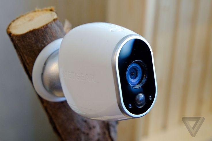 Netgear's Arlo is a weatherproof HD camera for keeping tabs on your home | The Verge