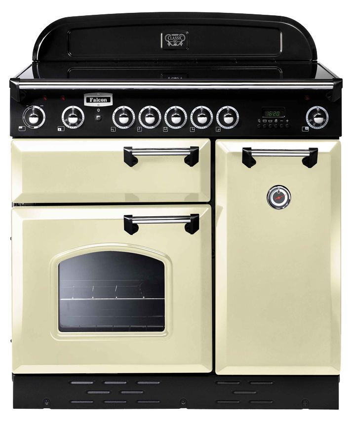 Falcon induction stove love for the home pinterest - Euro kitchen appliances ...