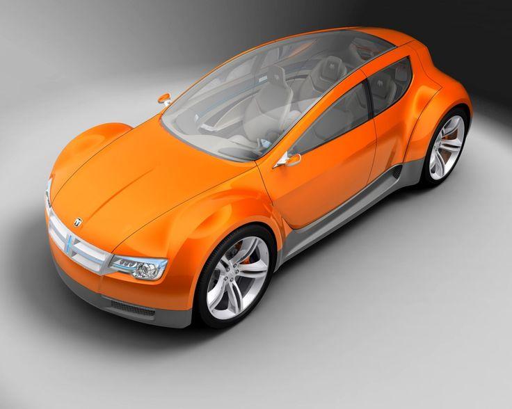 dodge zeo | Dodge Zeo Concept Car Wallpapers