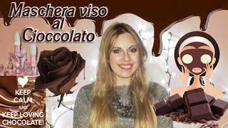 THE BLONDE CANDY: MASCHERA SCRUB VISO AL CACAO FATTA IN CASA | illum...