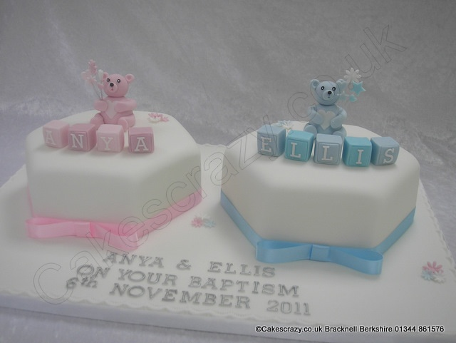 Cake Ideas For Boy And Girl : 17 Best ideas about Boy Baptism Cakes on Pinterest Boys ...