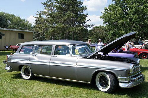 1955 Chrysler New Yorker Deluxe ステーションワゴン