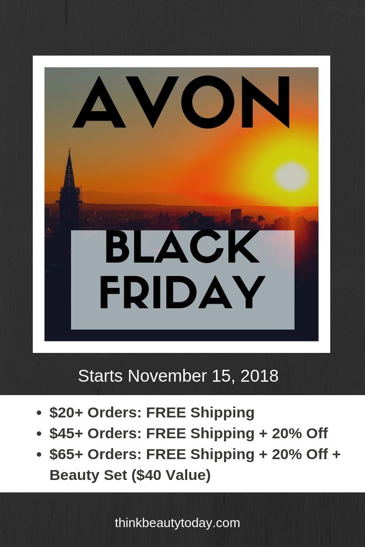Don T Miss Avon Cyber Monday Deals Black Friday Avon Black Friday Coupon