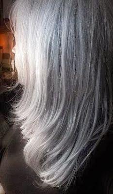 Gorgeous Grey Hair Gallery