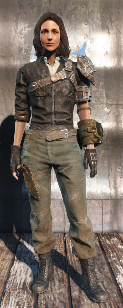 Many wardrobe items take up multiple slots, including armor slots, limiting what other pieces they can be combined with. Each item on every layer can offer bonuses, such as different kinds of damage resistance. All of these items and their unique bonuses are detailed below. Furthermore, armor mods can be applied to select items, providing additional bonuses. Characters can enter Power armor wearing any combination of clothing, adding an additional layer of armor. However, wearing power…