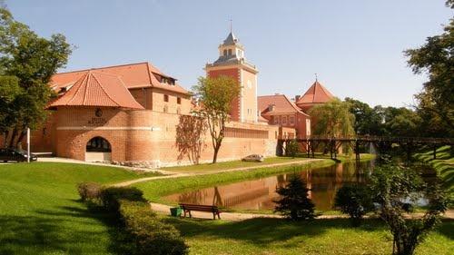 Lidzbark Warmiński Hotel Krasicki