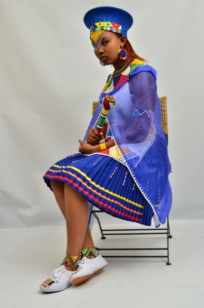 south african traditional clothes