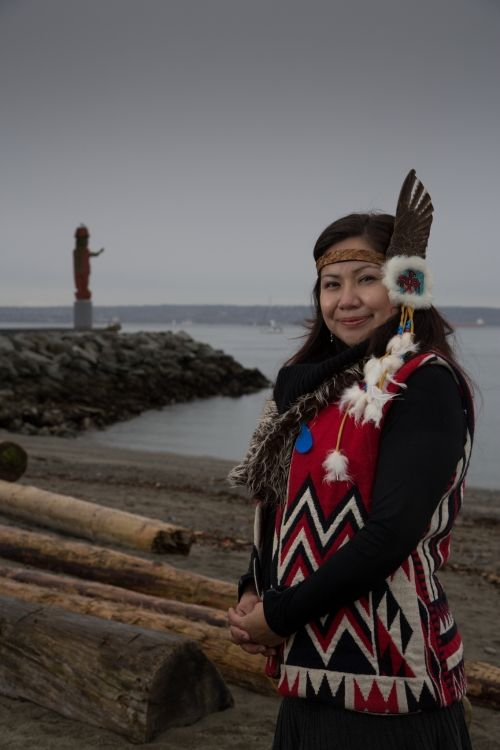 """Dances with Wolves actor joins """"Wall of Women"""" opposed to Kinder Morgan Expansion 
