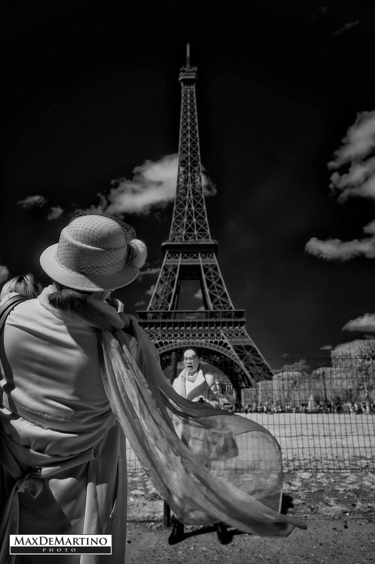 Paris in infrared. Fuji X-T1 IR