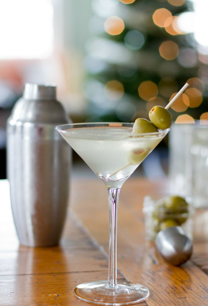 Extra-Dirty Martini