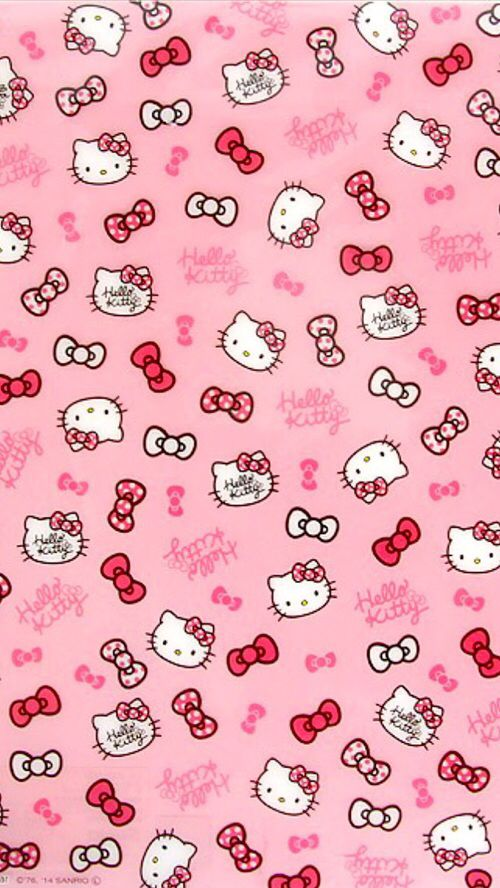 25 best ideas about hello kitty wallpaper on pinterest