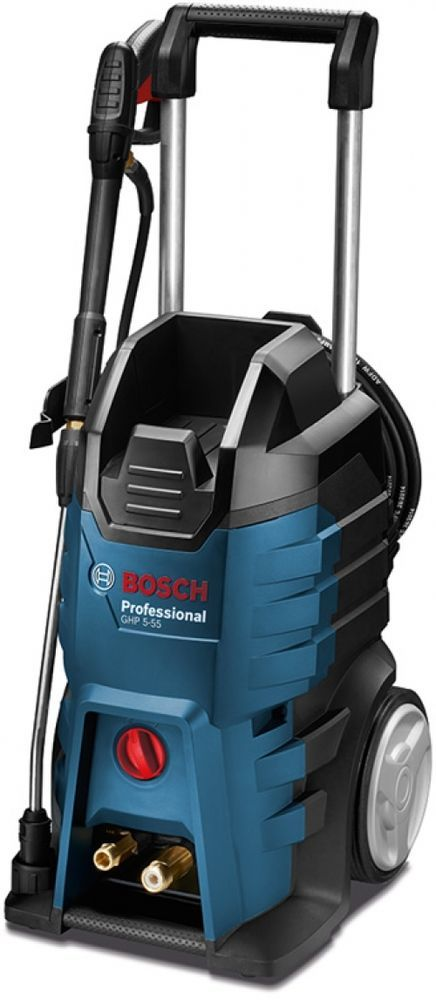 Bosch Professional Pressure Washer 240v Model GHP 5-55 compact solution easy use