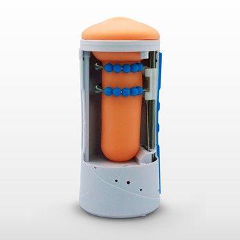 Autoblow 2 Blowjob revoluciona el mundo de la masturbación masculina. Un simulador y robot para sexo oral que no te dejará indiferente y que te llevará a alcanzar altas cotas de placer íntimo.