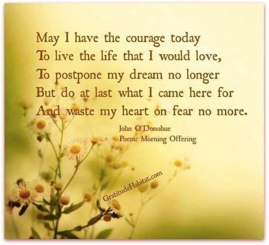 i am offering this poem pdf