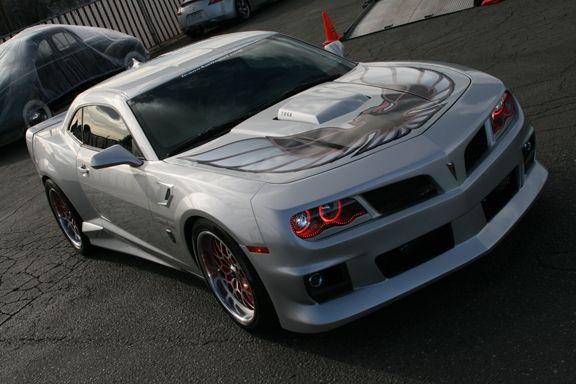 I will have one.... Pontiac 2015 Firebird Trans Am