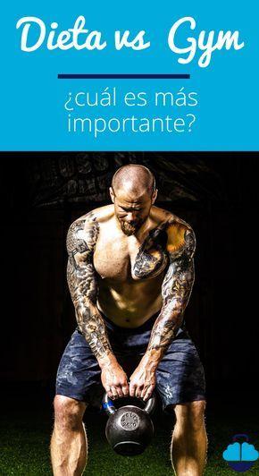 El debate sobre la importancia que tiene la dieta o ejercicio, esta planteado siempre ¿Cuál es mejor? #dieta #ejercicio #gimnasio #fitness #musculo #consejos #tips #masa #ganar #brazo #abdominales #gym #fit