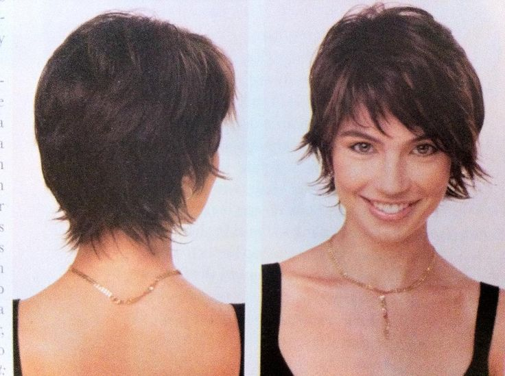 Short Haircuts For Women : Fascinating Short Sassy