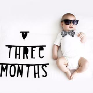 #Wordbanner #tip: Three months - Buy it at www.vanmariel.nl - € 11,95
