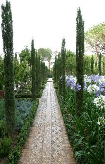 Trendy Garden Design Mediterranean Inspiration 25+ Ideas