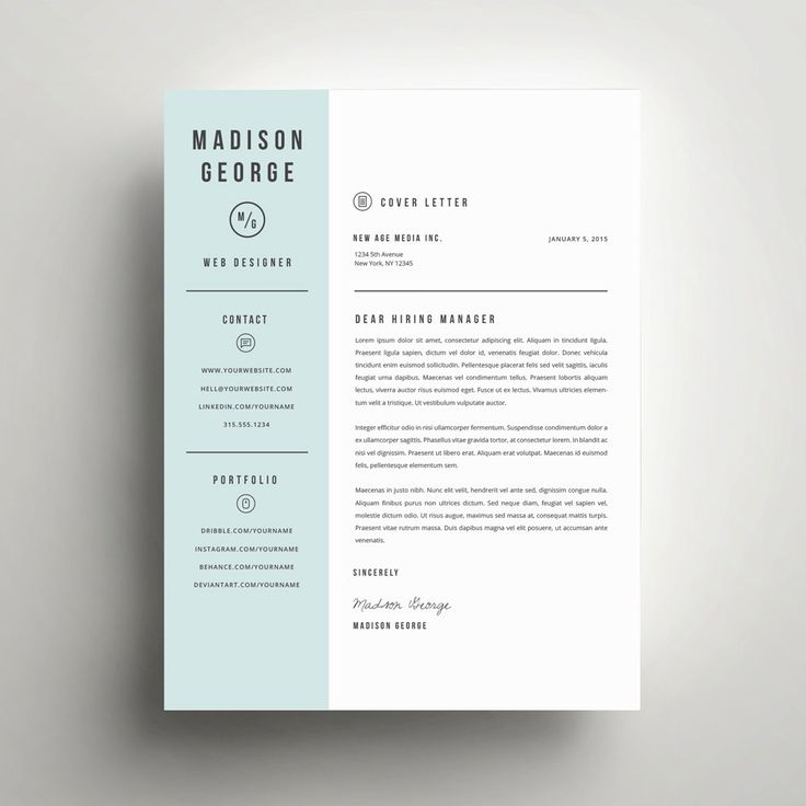 98 best Work stuff images on Pinterest Resume ideas, Resume tips - free eye catching resume templates