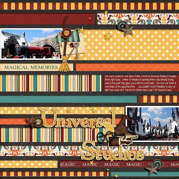 Universal Studios-Harry Potter World