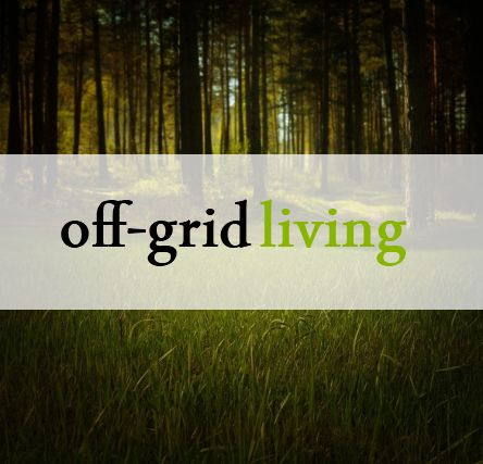 off-grid living   microabode